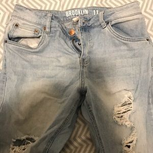Adorable Brooklyn Jeans!
